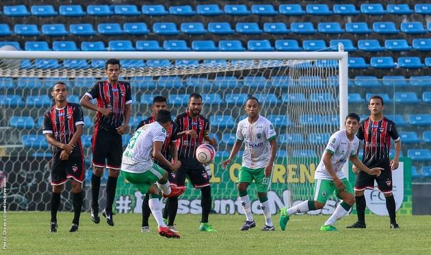 Pacajus vence Caucaia no encerramento da 7ª rodada do Cearense Série B
