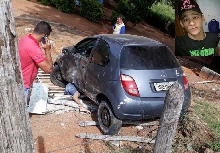 Pedestre morre ao ser atropelado por automóvel  na Avenida Chagas Bezerra, no Mirandão, em Crato
