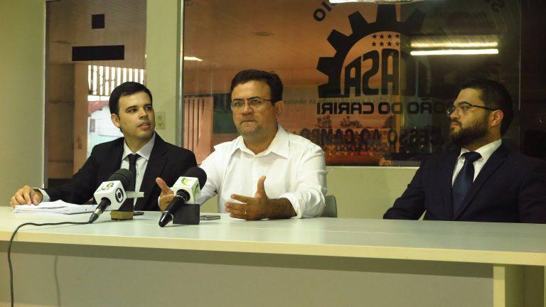 Icasa tenta anular dívida de R$ 4,1 milhões; CT Praxedão pode ser penhorado