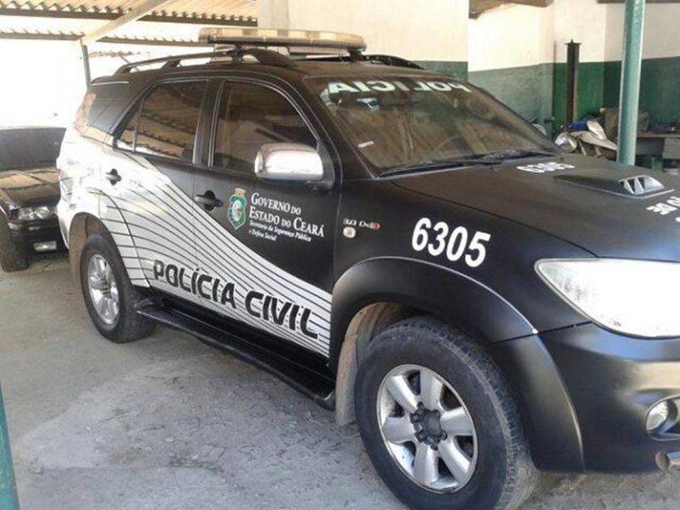 Polícia Civil do Ceará e Pernambuco cumpre 11 mandados de busca e apreensão; a ação policial foi desencadeada em Nova Olinda-CE e Exu-PE