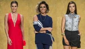 MODA Veja os looks das famosas no lançamento de 'Segundo Sol'