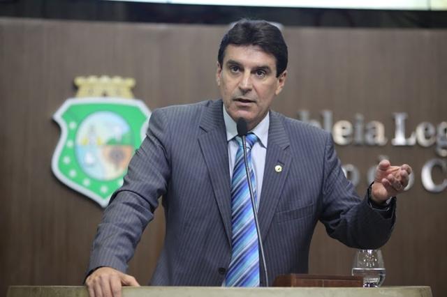 Deputado Estadual Agenor Neto tem bens bloqueados a pedido do MPCE