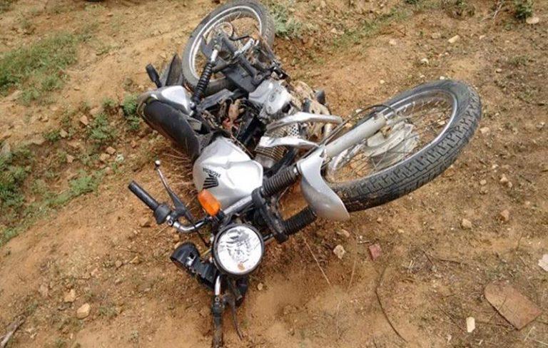 Motociclista de 18 anos morre após ser envolver em acidente na  zona rural de Araripe-CE