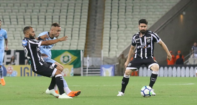 Ceará perde para Chapecoense em partida válida pelo Brasileirão