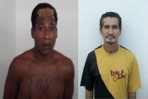 Suspeito de latrocínio contra PM em Santo André-SP é preso em Araripe-CE; e fugitivo da justiça do Pernambuco em Assaré