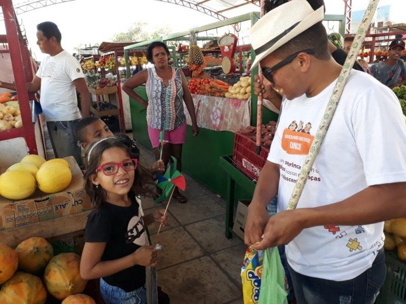 Barbalha realiza ações de combate ao trabalho infantil