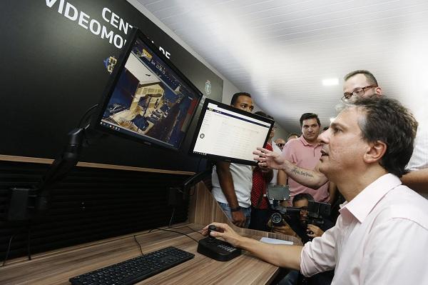 Brejo Santo recebe BPRaio e sistema de videomonitoramento