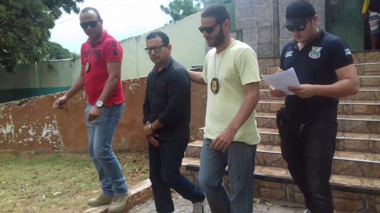 Polícia Civil de Missão Velha prende acusado de matar colega de farra durante bebedeira na zona rural daquele município