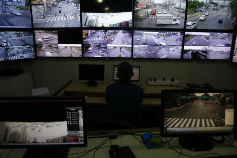 Crato ganha serviço sistema de videomonitoramento
