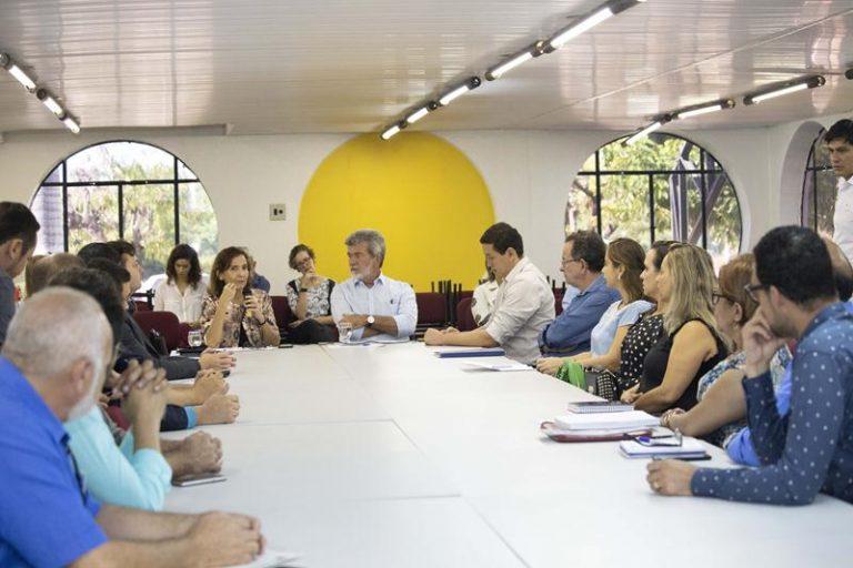 Comitê Deliberativo do Ceará Pacífico de Juazeiro do Norte analisa primeiras ações do Pacto no município