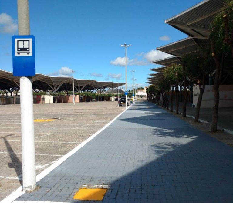 JUAZEIRO DO NORTE Demutran remaneja terminais de ônibus para o Centro de Apoio aos Romeiros