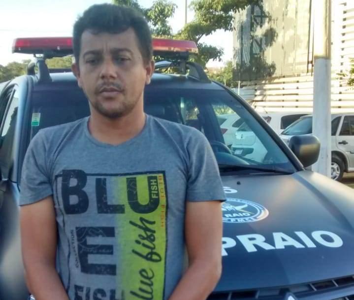 Homem de 43 anos é preso em Crato acusado de Receptação, Adulteração de veículo automotor e Apresentação de Documento Falso
