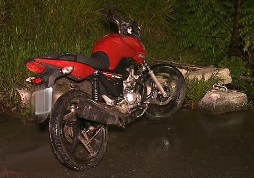 Motociclista com residência em Salitre morre ao sofrer acidente na CE 292 no município de Araripe