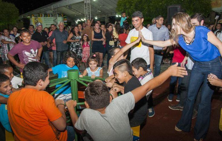 Cariri recebe pacote de ações do Governo do Ceará na área da infância