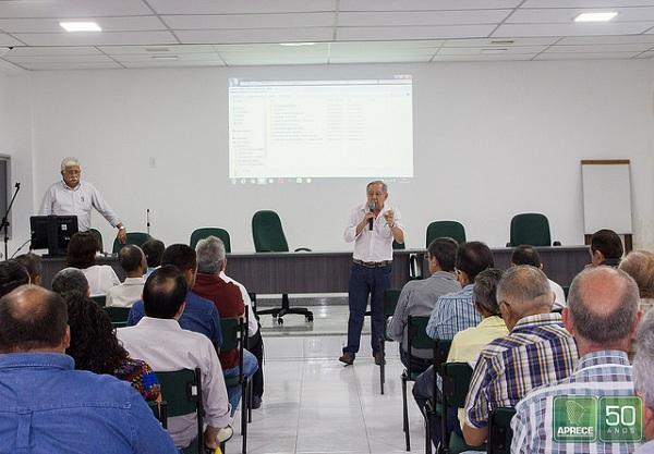 DAP e Garantia Safra são temas de oficina realizada na Aprece