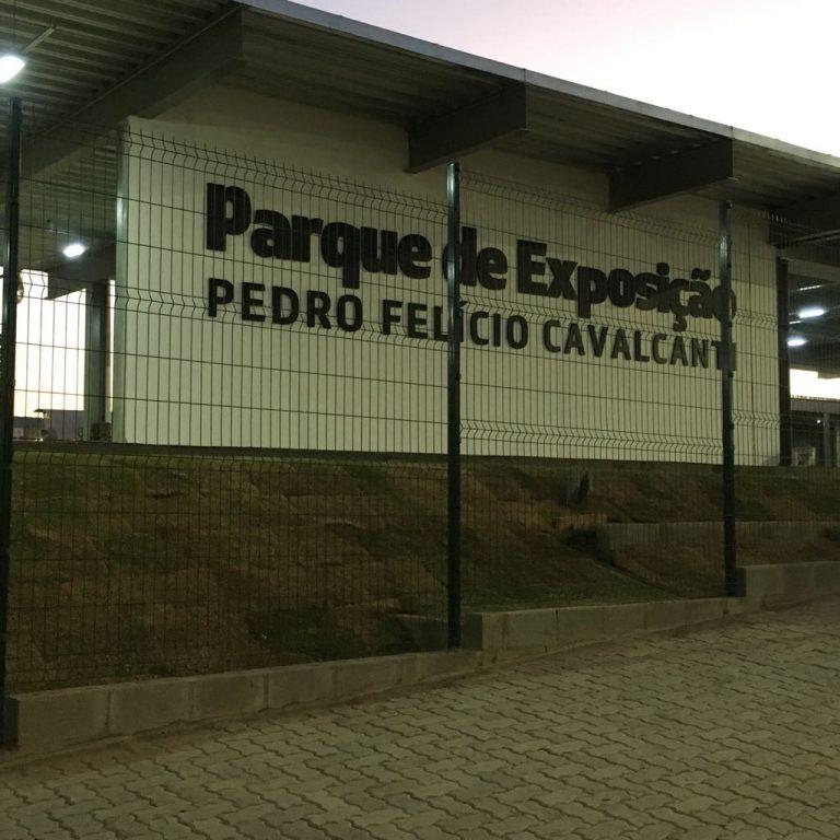 Parque de Exposição Pedro Felício Cavalcanti será inaugurado nesta sexta-feira