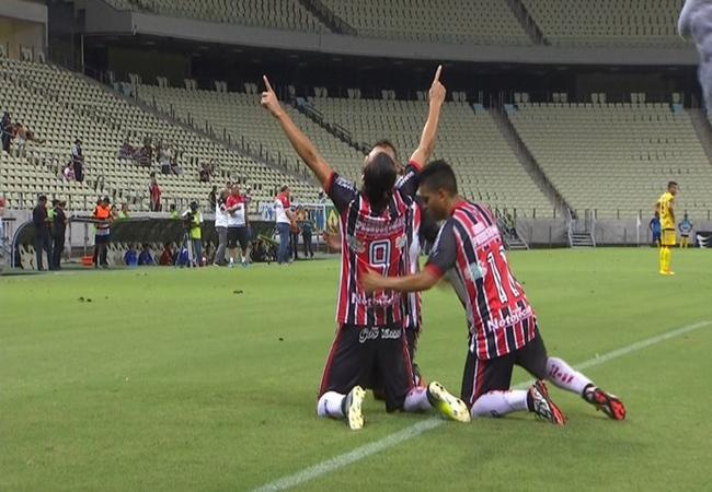 Ferroviário e Campinense fazem jogo decisivo pela Série D nesta segunda (9)