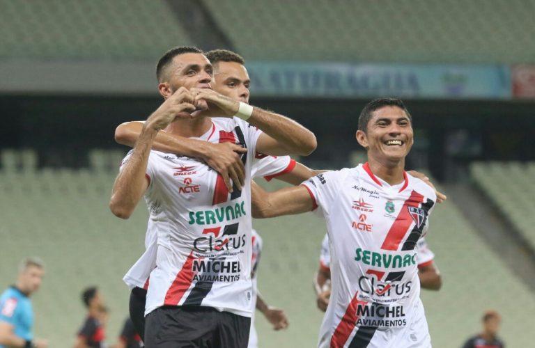 Ferroviário vence Campinense e está a um empate do Brasileiro Série C