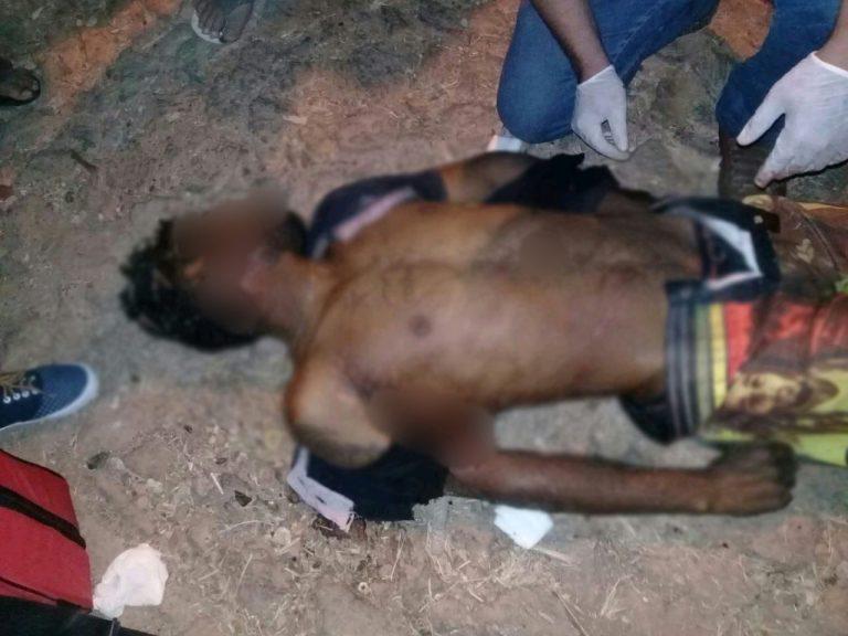 Jovem foi assassinado em Caririaçu e idoso vítima de lesão corporal em Crato na noite desta quinta-feira