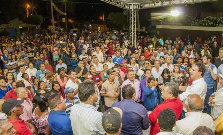 Jardim e Porteiras recebem investimentos do Governo do Ceará