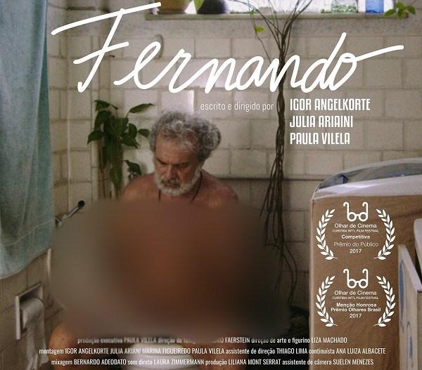 Mostra do Filme Livre no Cariri exibição do filme 'Fernando' em Juazeiro do Norte