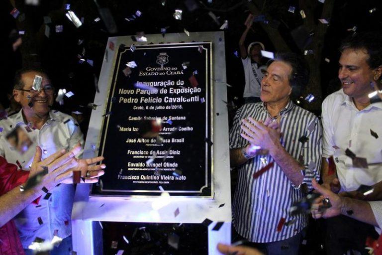 População cratense recebe novo Parque de Exposição Pedro Felício Cavalcanti