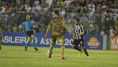 "Ceará 1 x 0 Sport – Acabou a ""virgindade"" do Vozão!"