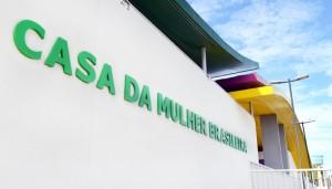 Aniversário de 12 anos da Lei Maria da Penha é comemorado com atividade na Casa da Mulher Brasileira
