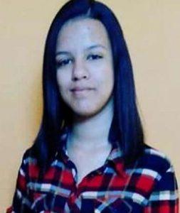 Ana Mirela de Souza Leite, 13 anos