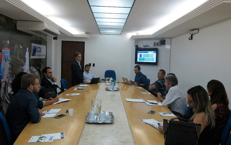 BNDES reconhece avanço econômico em Juazeiro do Norte e apresenta linhas de crédito