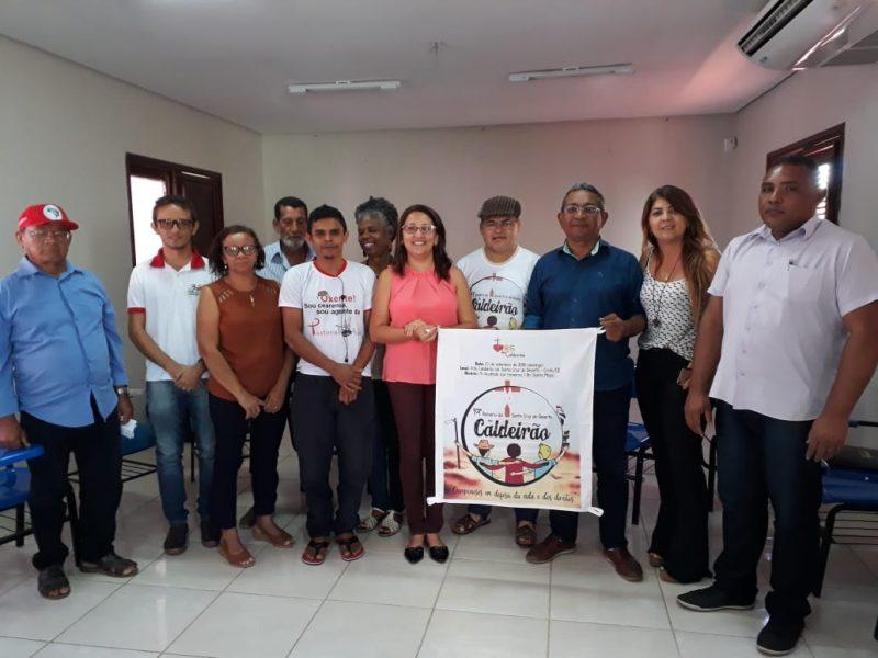 CRATO realizada primeira reunião preparatória para a 19ª Romaria do Caldeirão da Santa Cruz