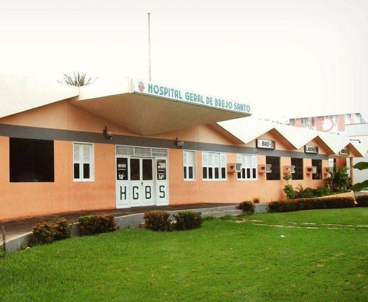 Hospital Geral de Brejo Santo – Foto_Ana Paula Portela DIVULGAÇÃO