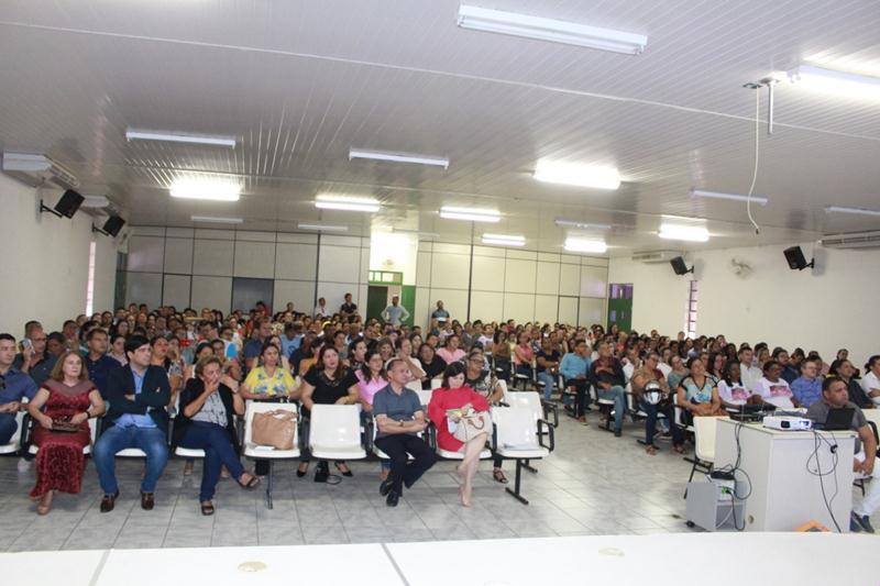 Município abre Jornada Barbalhense de Humanização da Saúde