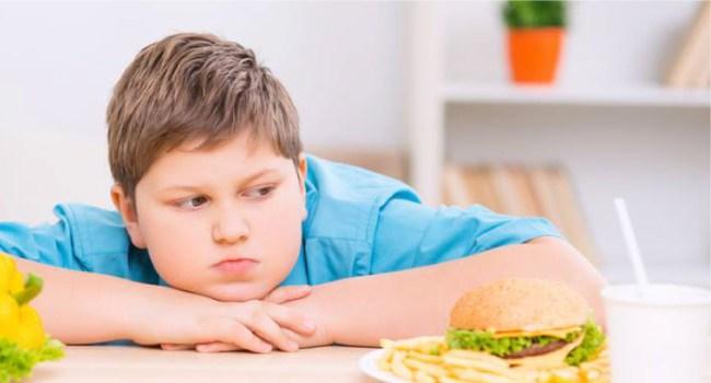 Obesidade infantil: a culpa é de quem?