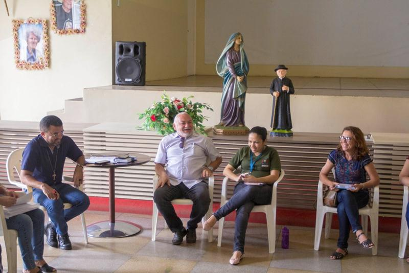 Organização da II Cavalgada em louvor à Nossa Senhora das Dores debatida em reunião
