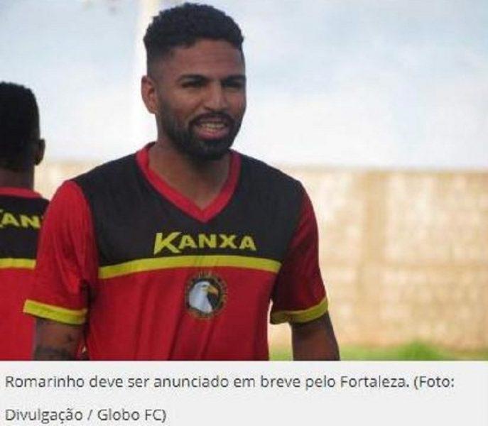 Fortaleza atravessa Ceará e contrata atacante ex-Fluminense de time da Série C