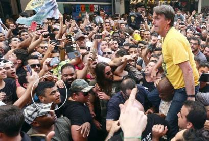 Datafolha: Bolsonaro segue liderando; Ciro, Marina, Alckmin e Haddad empatados