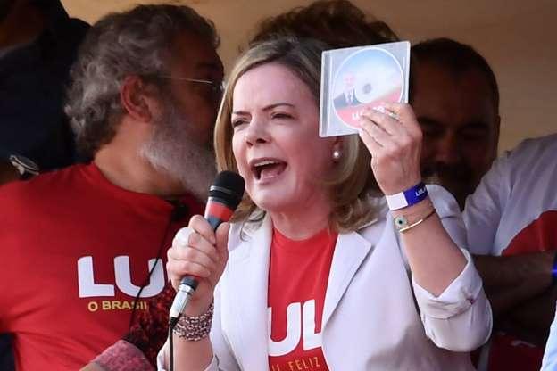 PT fala em 'violência' contra Lula e diz que vai continuar recorrendo