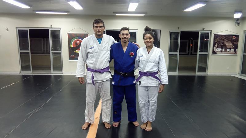 Atletas de Juazeiro no Brasileiro Sênior de Judô