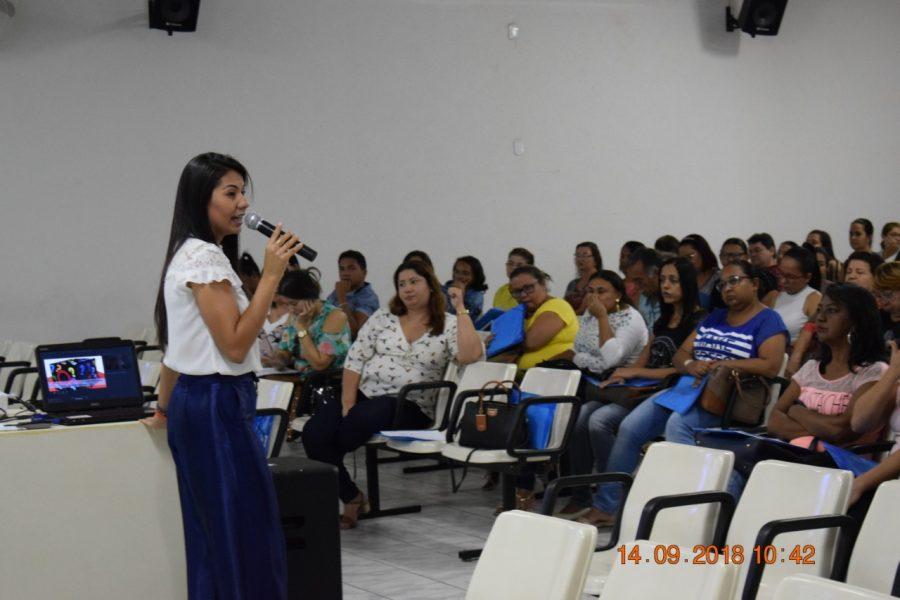 Jornada Barbalhense de Humanização reúne profissionais em módulo sobre atendimento ao cidadão