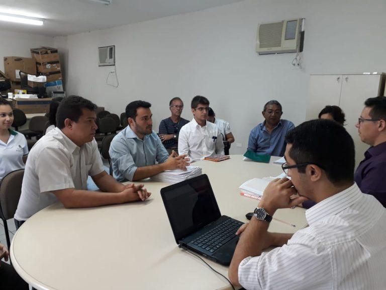 Revitalização do Balneário da Nascente é pauta em reunião no Ministério Público em Crato