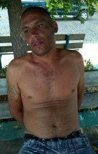 Sérgio Lopes de Oliveira, foi preso por volta das 16h20min deste sábado (01) no centro do Barro-CE