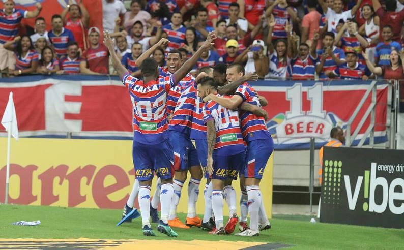 Fortaleza sofre derrota para Sampaio Corrêa em São Luiz