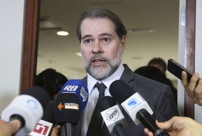 'Atacar Poder Judiciário é atacar a democracia', diz presidente do STF