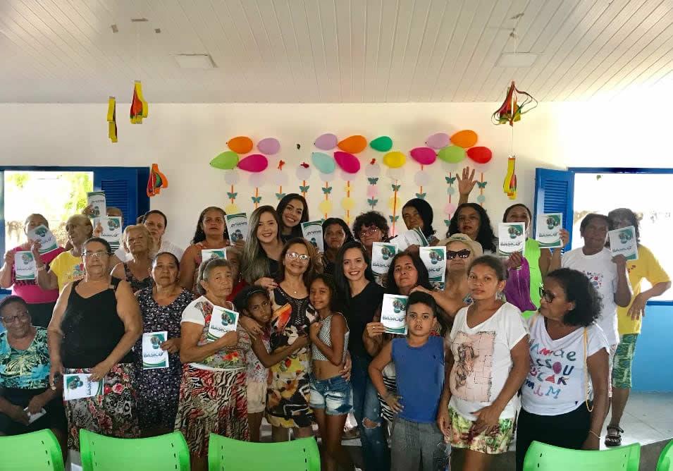 Núcleo Social de Saneamento Básico promove reunião interativa sobre o projeto da Ampliação do Abastecimento de Água no Crato
