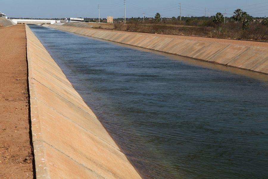 Programa Eixão das Águas, foto Divulgação