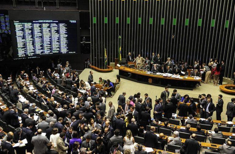 Câmara dos deputados pode votar projeto que amplia repasses de recursos a municípios