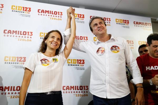 Camilo defende grande aliança que o elegeu: 'política sem rancor nem ódio'