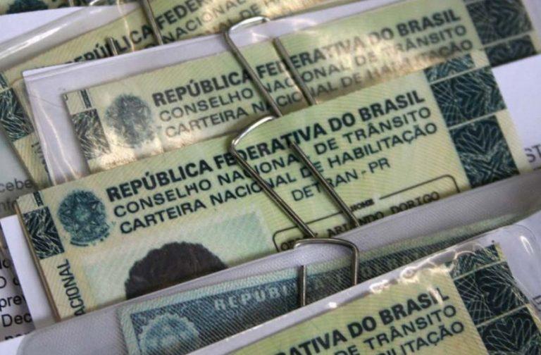Ceará tem mais de 44 mil motoristas com carteira de habilitação vencida, diz Detran