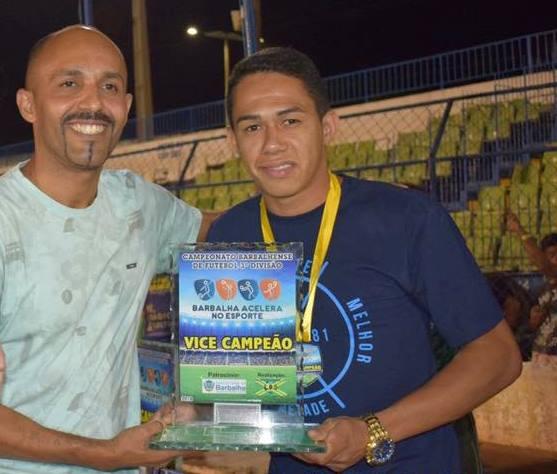 Barbalha encerra maior torneio de futebol amador do Ceará